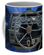 Boat Steering Wheel Coffee Mug