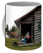 Boat Storage Coffee Mug