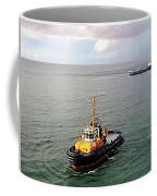 Boat - Tugboat Barbados II Coffee Mug