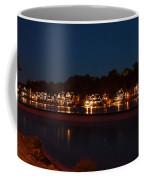 Boathouse Row Before Dawn Coffee Mug