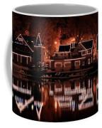 Boathouse Row Reflection Coffee Mug