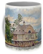 Boathouse  Coffee Mug