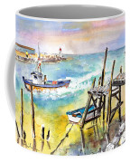 Boats And Boardwalks By Brittany 01 Coffee Mug