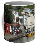 Boats And Telephones Coffee Mug