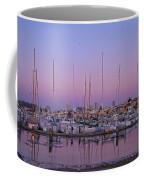 Boats At Dusk 1 Coffee Mug