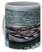 Boats At Rest Coffee Mug
