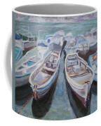 Boats Coffee Mug