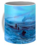 Boats On The Chesapeake Bay Coffee Mug