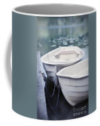 Boats Coffee Mug by Priska Wettstein