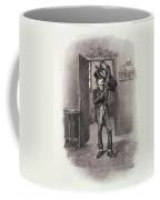 Bob Cratchit And Tiny Tim Coffee Mug