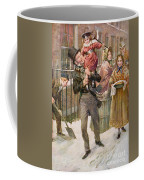 Bob Cratchit And Tiny Tim Coffee Mug