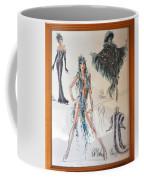 Bob Mackie Design Coffee Mug
