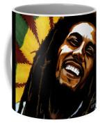 Bob Marley Rastafarian Coffee Mug