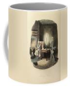 Bob Marleys Ghost By John Leech Coffee Mug
