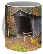 Bob White Covered Bridge Coffee Mug