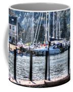 Yachts Coffee Mug