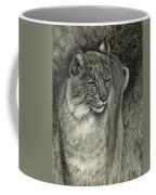 Bobcat Emerging Coffee Mug
