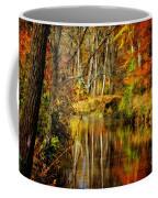 Bob's Creek Coffee Mug by Lois Bryan