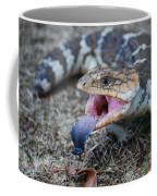 Bobtail Lizard Coffee Mug