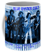 Boc #103 In Blue With Text And Fairies Coffee Mug