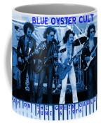 Boc #103 In Blue With Text Coffee Mug