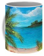 Boca Chica Beach Coffee Mug