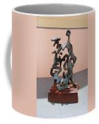 Boca Sculpture Coffee Mug