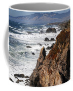 Bodega Bay Color Coffee Mug