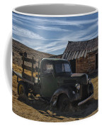 Bodie Abandoned Truck Coffee Mug