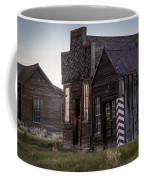 Bodie Bar And Barber Coffee Mug