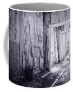 Bodie California In Black And White Coffee Mug