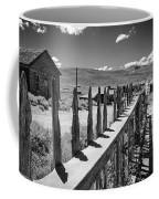 Bodie California Long Dusty Road Coffee Mug