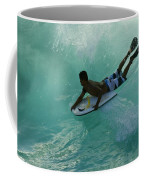 Body Surfer Coffee Mug
