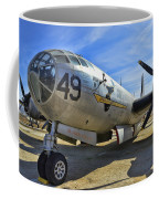 Boeing B-29a Superfortress Coffee Mug
