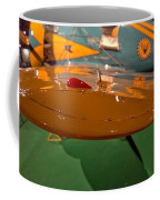 Boeing P26 Peashooter Wing Coffee Mug