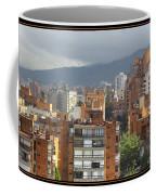 Bogota City View Coffee Mug
