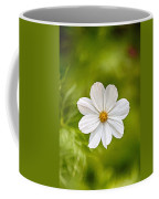 Bohemian Garden White Coffee Mug