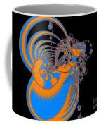 Bold Energy Abstract Digital Art Prints Coffee Mug
