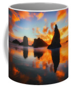 Boldly Bandon Coffee Mug by Darren  White