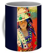 Bolivian Child Coffee Mug