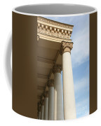 Bolshoi Theatre In Moscow Coffee Mug