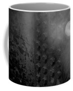 Bolts On The Trident In Black And White Coffee Mug