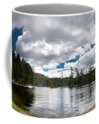 Bon Echo Lagoon Panorama Coffee Mug by Cale Best