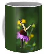 Bon Voyage Butterfly Coffee Mug