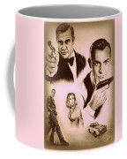 Bond The Golden Years Coffee Mug by Andrew Read