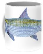 Bonefish Coffee Mug