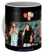 Bonerama At The Broadway Oyster Bar 2 Coffee Mug