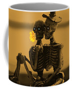 Bones In Love  Coffee Mug