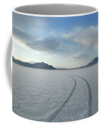 Bonneville Salt Flats, Salt Lake City Coffee Mug