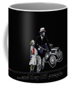 Bonnie And Clyde Poster 1967 Death Valley California 1968-2009 Coffee Mug